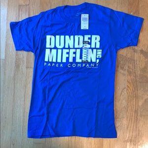Hot topic the office Dunder Mifflin shirt
